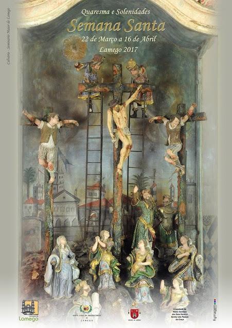 Programa - Semana Santa de Lamego – 22 de março a 16 de abril