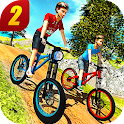 Uphill Offroad Bicycle Rider 2 icon