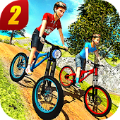 Uphill Offroad Bicycle Rider 2