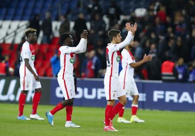 Bongiovanni devait effectuer ses débuts en Champions League avec Monaco mais il est suspendu