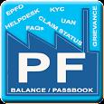 PF Balance, Passbook, Claim Status,KYC,UAN service apk