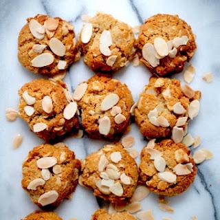 Gluten Free Anzac Biscuits.