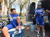 Klaas Lodewyck ontgoocheld na gemiste kans voor Deceuninck-Quick.Step in openingsrit Baloise Belgium Tour