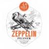 Logo of 4 Mile Zeppelin Pilsner