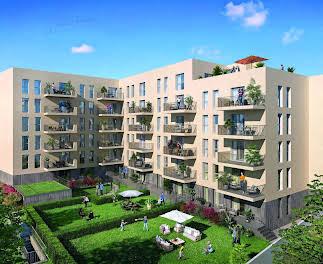 Appartement 3 pièces 62,42 m2