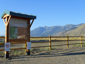 Photo: River Fork Ranch Trailhead on Genoa Lane