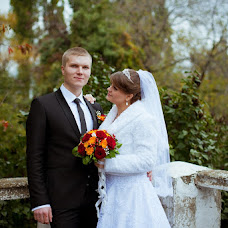 Wedding photographer Ekaterina Marinina (marinina). Photo of 19.10.2013