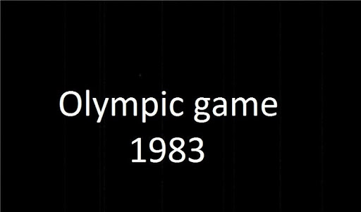 Olympic Game 1983 modavailable screenshots 2
