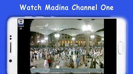 Watch Makkah & Madinah Live HD 2.0 screenshot 2092029