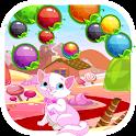 cally cat bubble icon