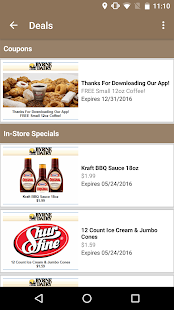 Byrne Dairy Deals App- screenshot thumbnail
