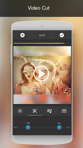 Square Video:Video Editor 1.61 screenshots 2