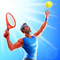 Tennis Clash: The Best 1v1 Free Online Sports Game icon