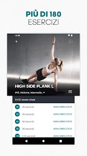 adidas Training by Runtastic - Allenamento a casa Screenshot