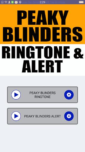 Peaky Blinders Ringtone and Alert screenshot 4