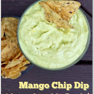Mango Chip Dip.