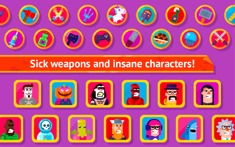 Bowmasters Screenshot 2