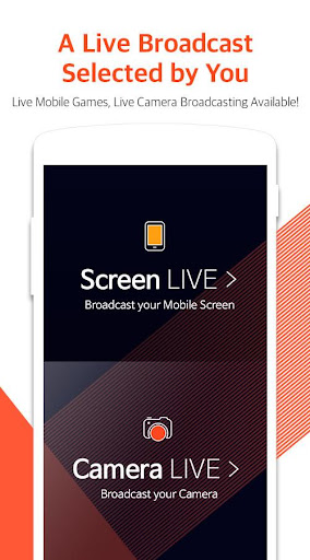Mobizen Live Stream for YouTube - live streaming - Apps on