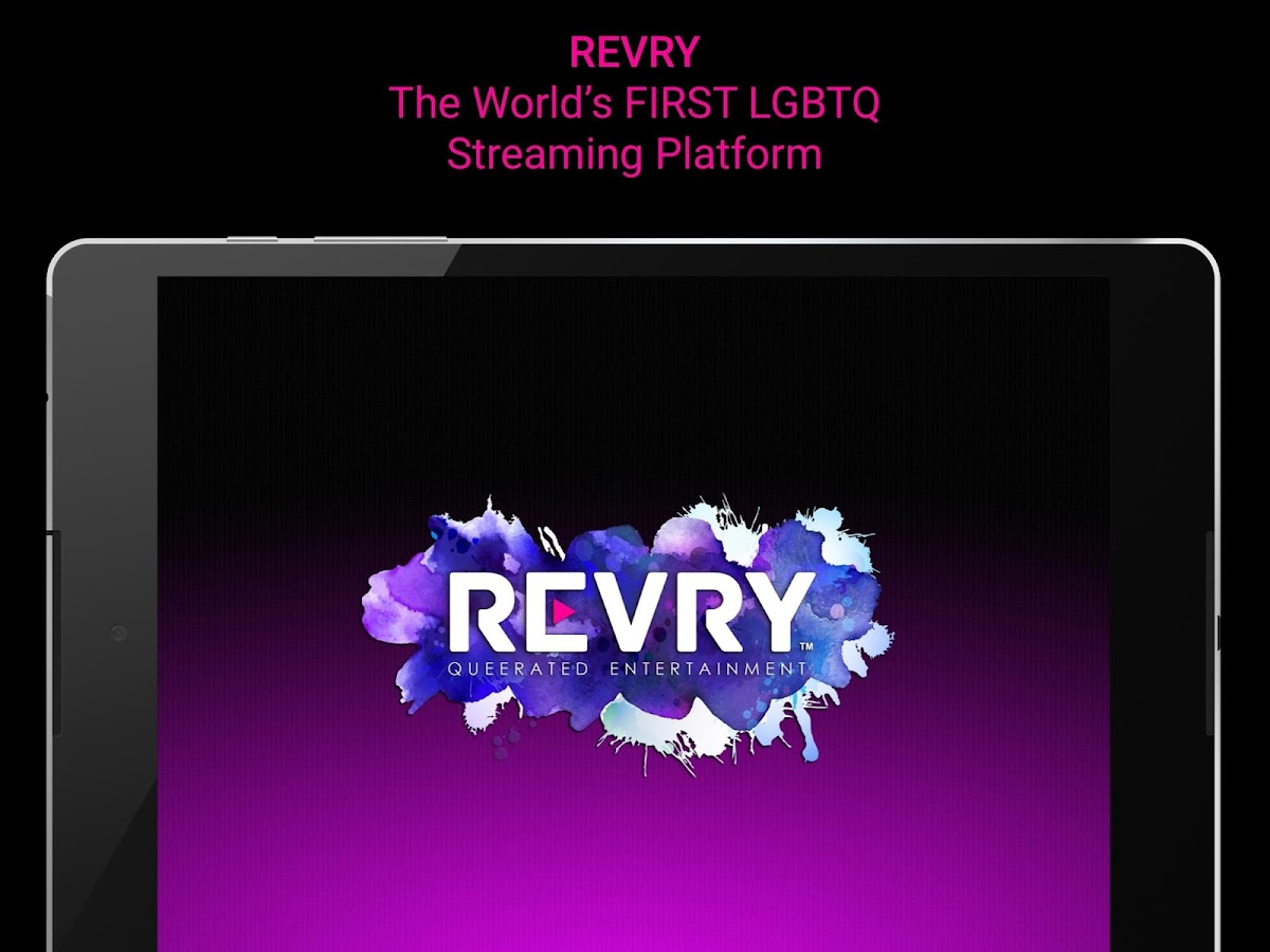 REVRY- screenshot