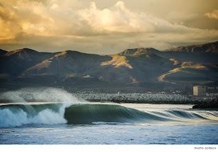 Photo: Ventura, California. Photo: Gordon #Surfer #SurferPhotos