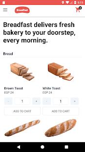 Breadfast - náhled