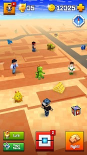 Pixelmon GO - catch them all! Screenshot