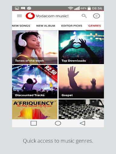 Vodacom music! Apk Download 11