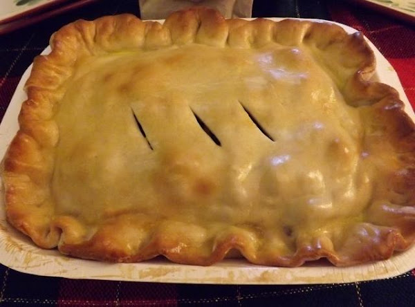 Gooda-rooni (spinach Pie) Recipe