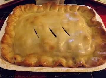Gooda-Rooni (Spinach Pie)