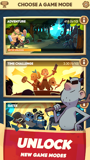 Almost a Hero - Idle RPG Clicker 3.2.3 APK MOD screenshots 1