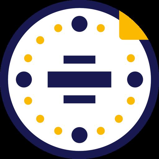 Pefa Auction Clock