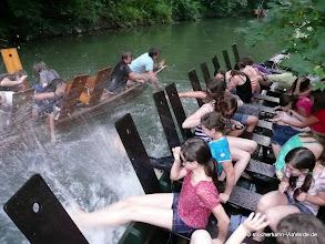 Photo: Fun & Splash - Kinder kommen bei Stocherkahn ViaVerde voll auf Ihre Kosten ... wir machen fast alles mit ;-)