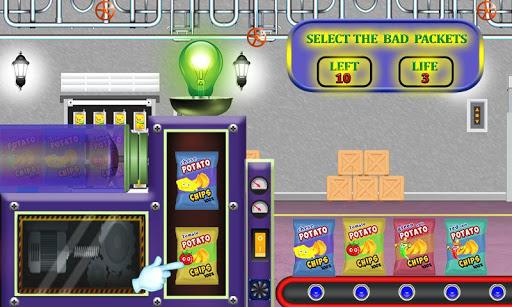 Potato Chips Factory Games - Delicious Food Maker 1.0.13 screenshots 4