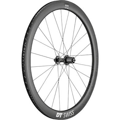 DT Swiss ARC 1400 DiCut 48 Rear Wheel -  700, 12 x 142mm, 6-Bolt/Center-Lock, HG 11, Black