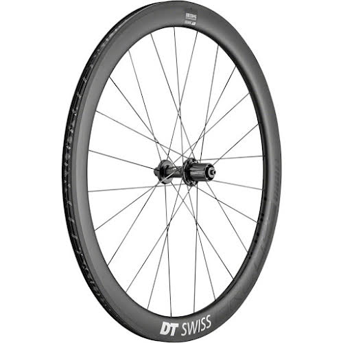 DT Swiss ARC 1400 DiCut 48 Rear Wheel -  700, QR X 130mm, HG 11, Black