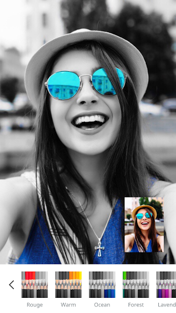 Photo Editor - Beauty Camera & Photo Filters Android App Screenshot
