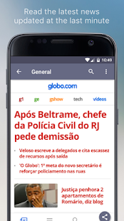 Brazilian Newspapers- screenshot thumbnail