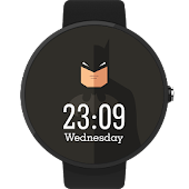 FWF Heroes Marvel Watch Face