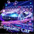 Faster Car Keyboard Theme download