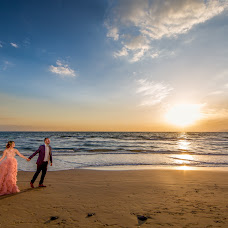 Wedding photographer Natalya Zarickaya (goodmood77). Photo of 21.10.2016