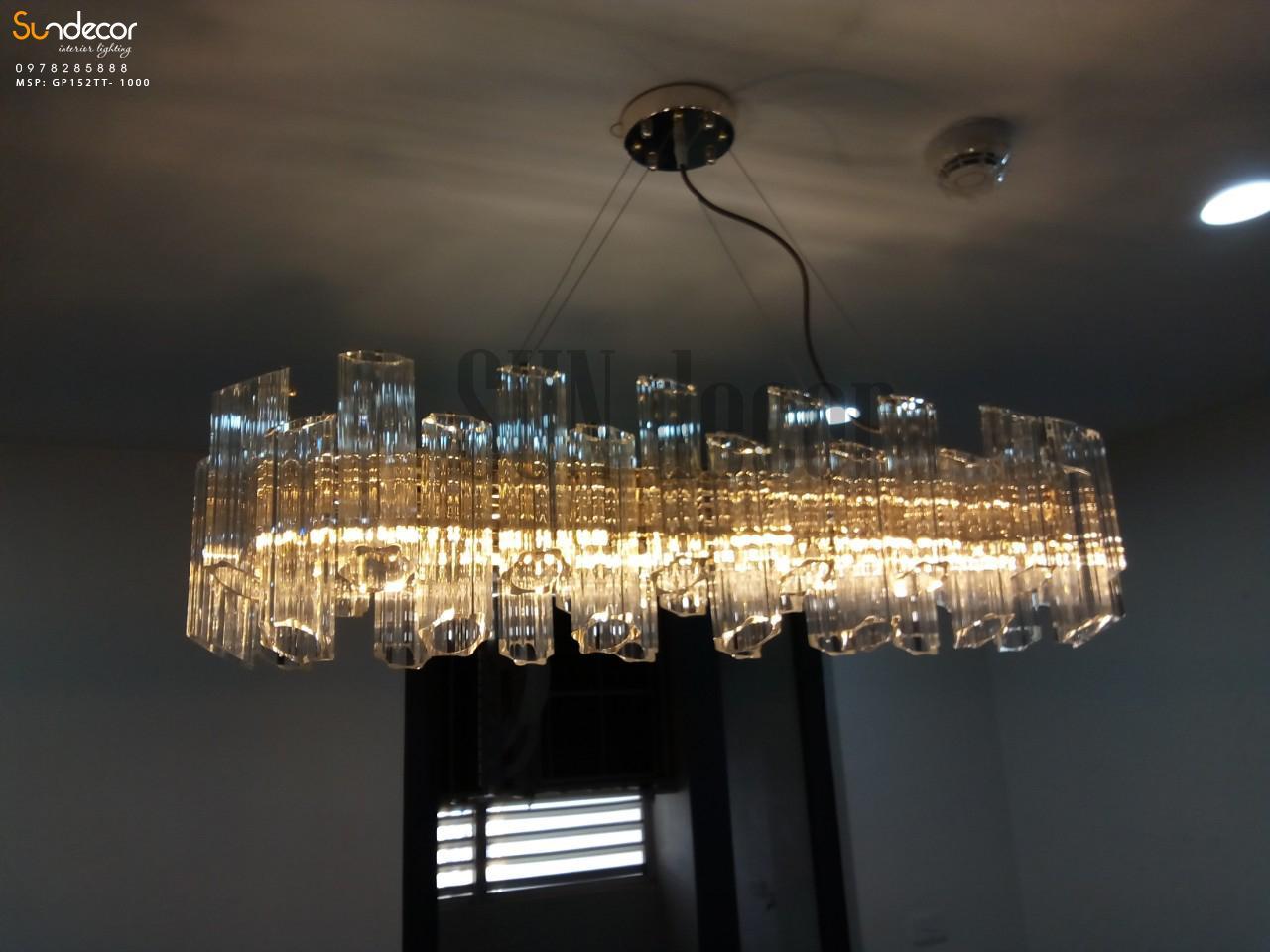 Đèn Bàn Phòng Ngủ Led Cao Cấp - GP152TT-1000