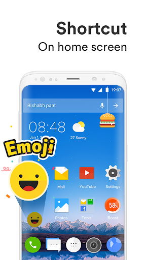 Emoji Phone for Android - Stickers & GIFs 1.1.0 screenshots 5