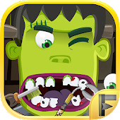Monster Dentist Free Kids Game