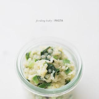 Feeding Baby | Pasta