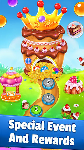 Pastry Pop Blast - Bubble Shooter 0.1.09 {cheat|hack|gameplay|apk mod|resources generator} 4