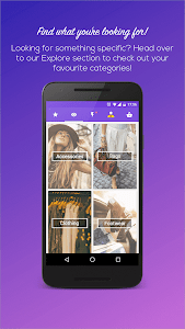Hippily : Fashion Shopping App screenshot 1
