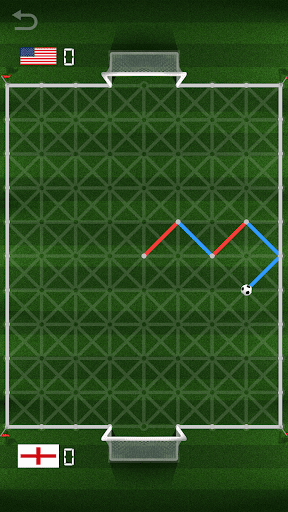 Kick it - Paper Soccer  screenshots 2