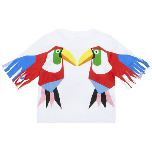 Primary image of Stella McCartney Toucan Print T-shirt