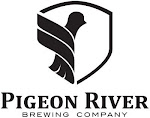 Logo for Pigeon River Brewing Company