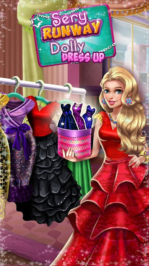 Dress up Game: Sery Runway- screenshot